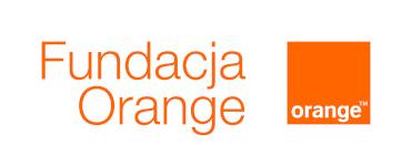 Logo Fundacji Orange