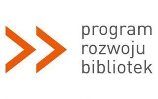 Logo program rozwoju bibliotek
